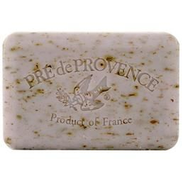 Shea Butter enriched quad milled, product of France. This soap leaves your skin feeling so pampered and sleep comes so natural! $7.50