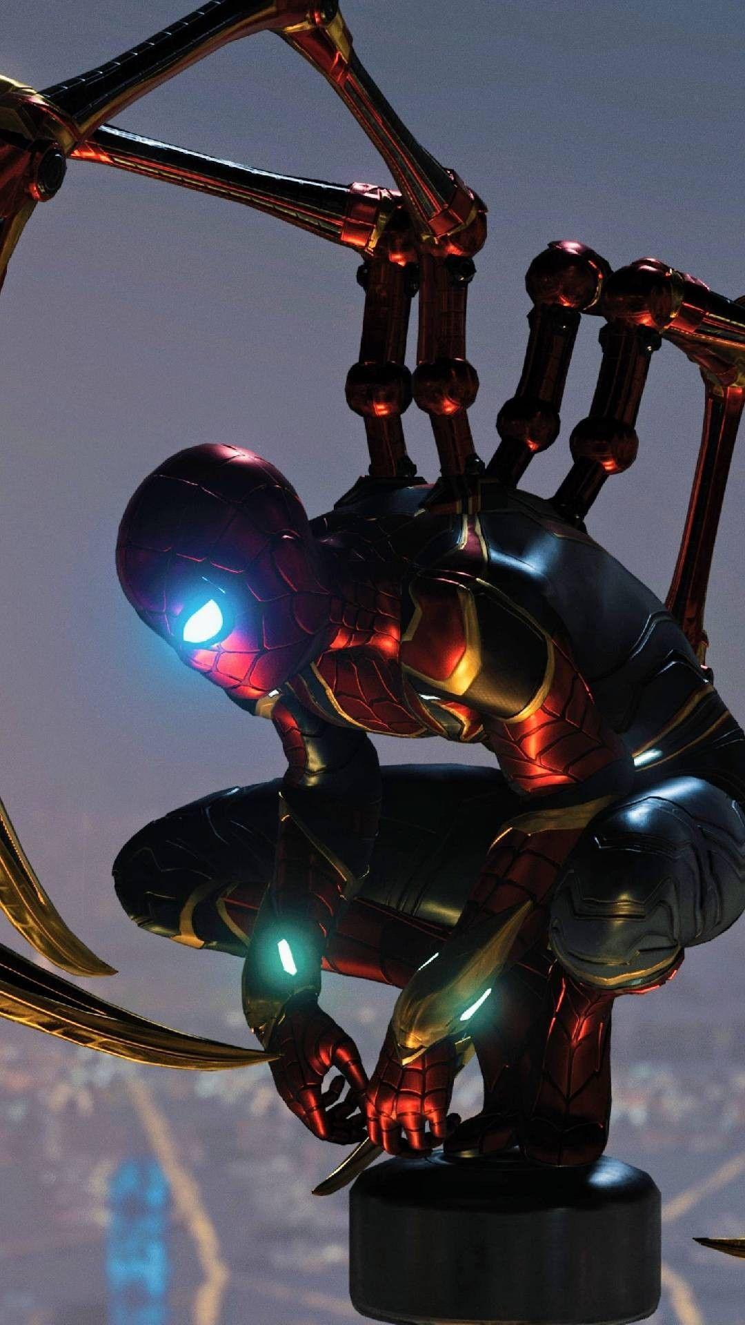 Pin De Em Iron Man