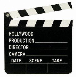 director s clapboard by amscan inc 3 72 1 per package