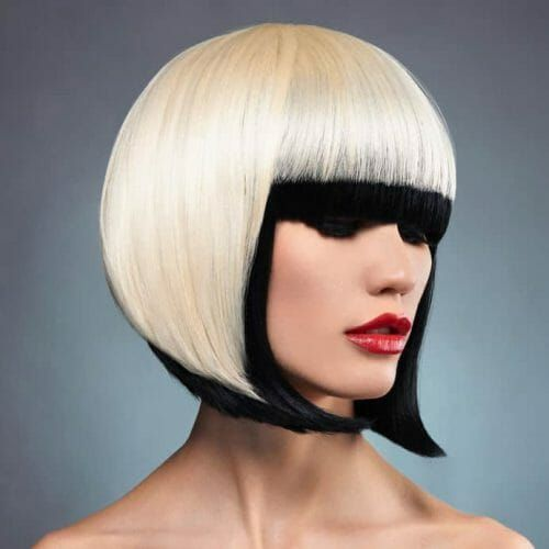 The Different Types of Bobs my new hair Bob haircut with bangs Short hair with bangs Bob