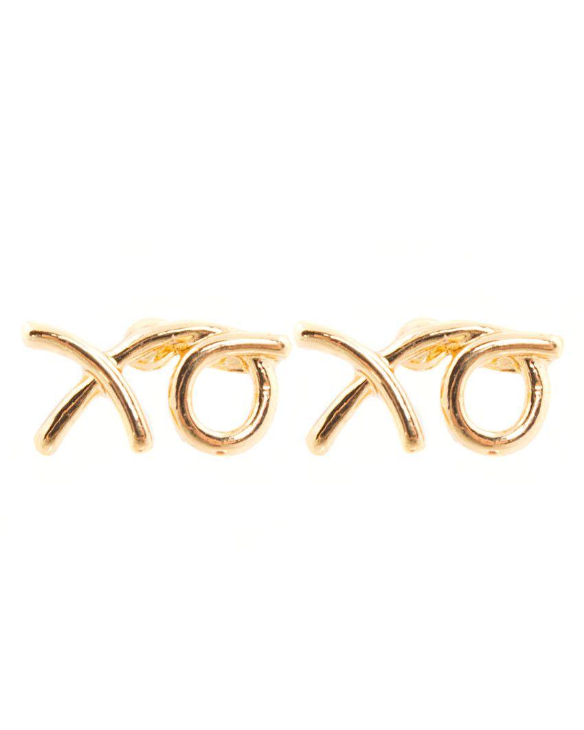 XO Studs www.ShopTheShoppingBag.com