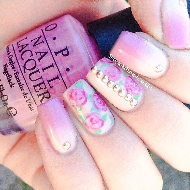 Instagram photo by sagaadinajosefina #nail #nails #nailart   Nails ...