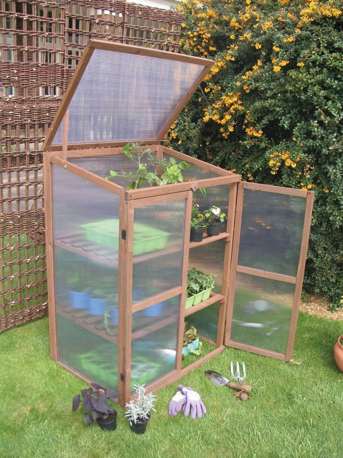 growcamp greenhouse - Google leit | Wood Project | Serre balcon ...