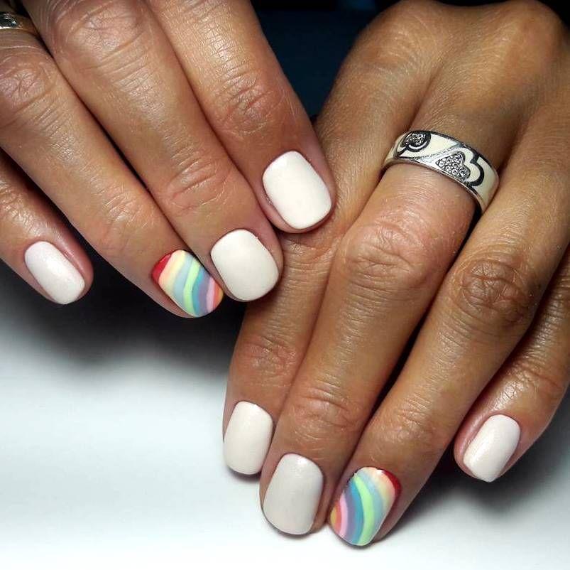Nice 25 incredible ideas for rainbow nails design stylish and nice 25 incredible ideas for rainbow nails design stylish and impressive solutioingenieria Choice Image