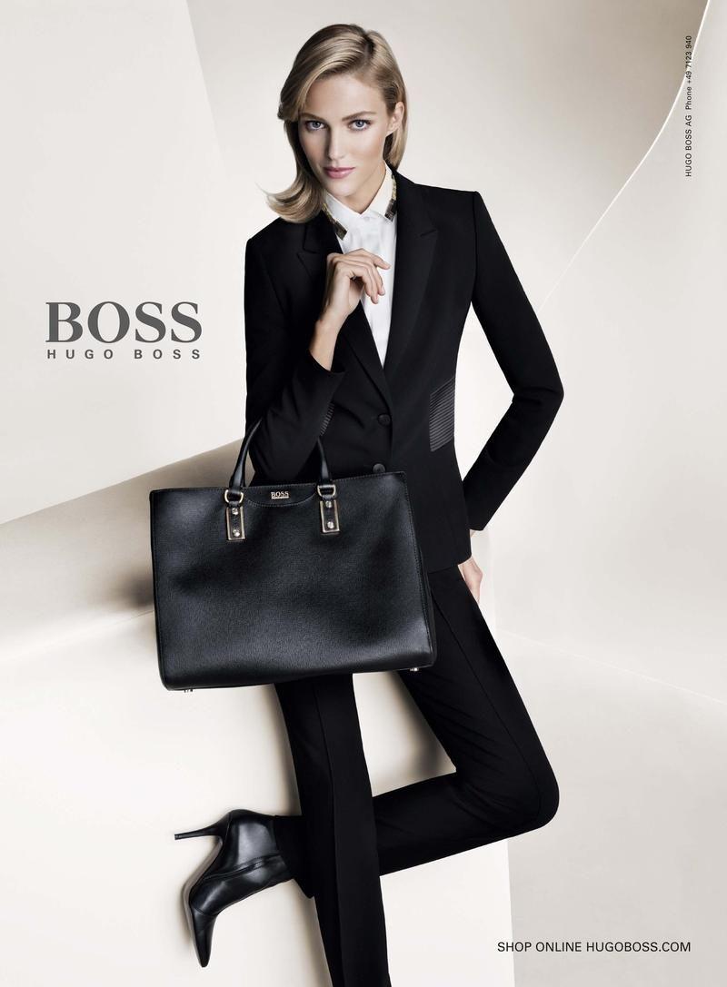 Boss clothing for women