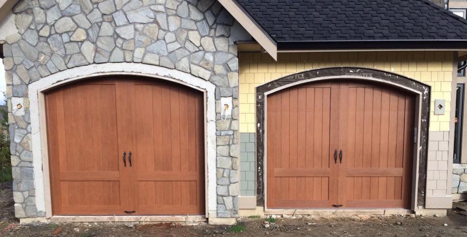 Clopay Reserve Collection Doors Installed By Kitsap Garage Door In Bremerton Wa Www Kitsapgaragedo Garage Door Installation Garage Door Company Installation