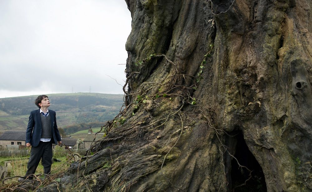 A Monster Calls in new trailer. Watch it here