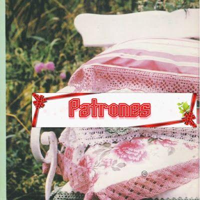 Delicadezas en crochet Gabriela: Puntillas colección