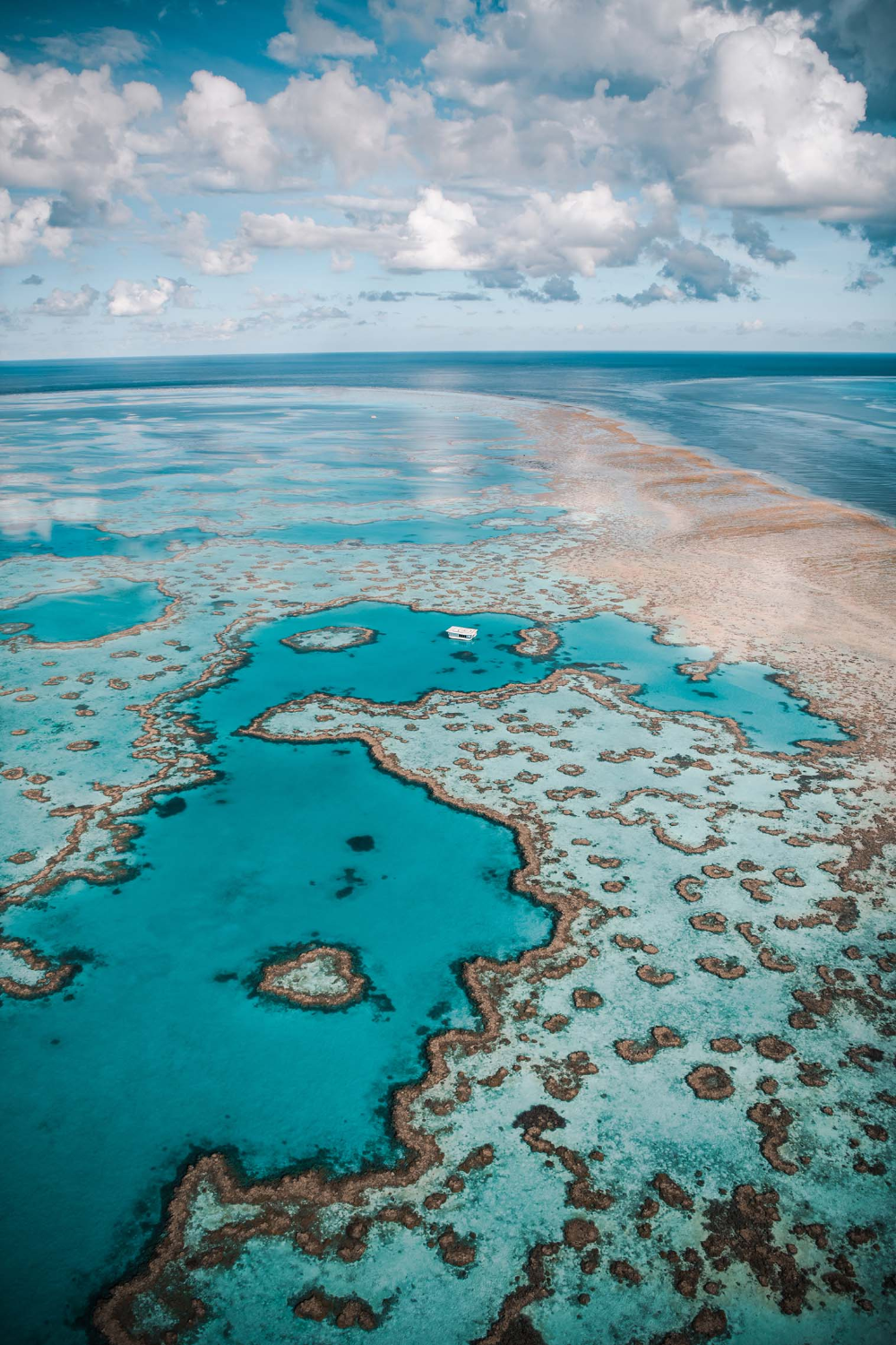 Bucket List Alert: Helicopter Over the Great Barrier Reef to Australia's Newly Opened Heart Island