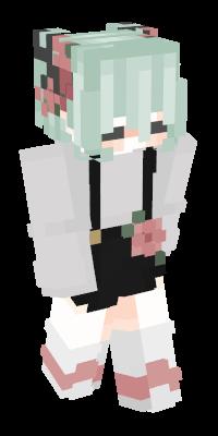 Kawaii Minecraft Skins Namemc Minecraft Skins Aesthetic Minecraft Skins Minecraft Girl Skins