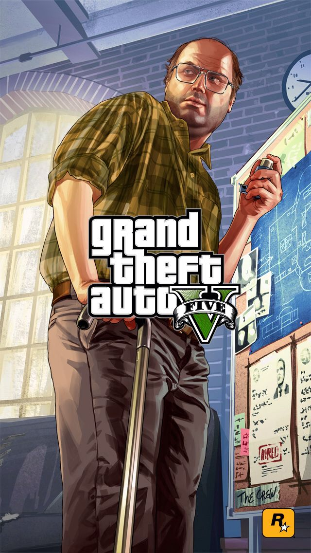 Lester Gta Iphone5 Wallpaper San Andreas Cool Iphone 5 Wallpapers Grand