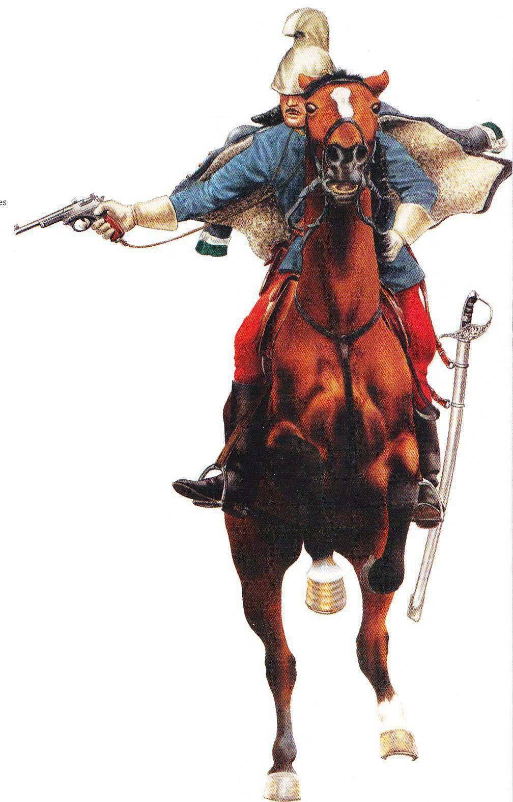 Austro-Hungarian Cavalry dragoon 1914 - pin by Paolo Marzioli