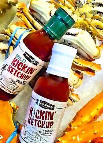 Kickin Ketchup, KETCHUP with a KICK