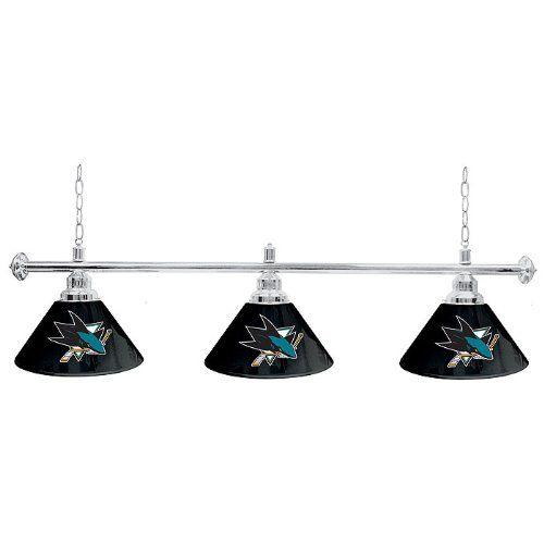 San Jose Sharks Billiard Triangle