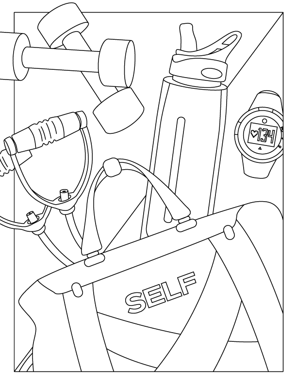 Pin On Fashion Coloring Pages