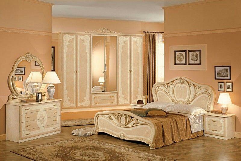 Best Pin By Hasnira On Bedroom Decor Italian Bedroom 640 x 480