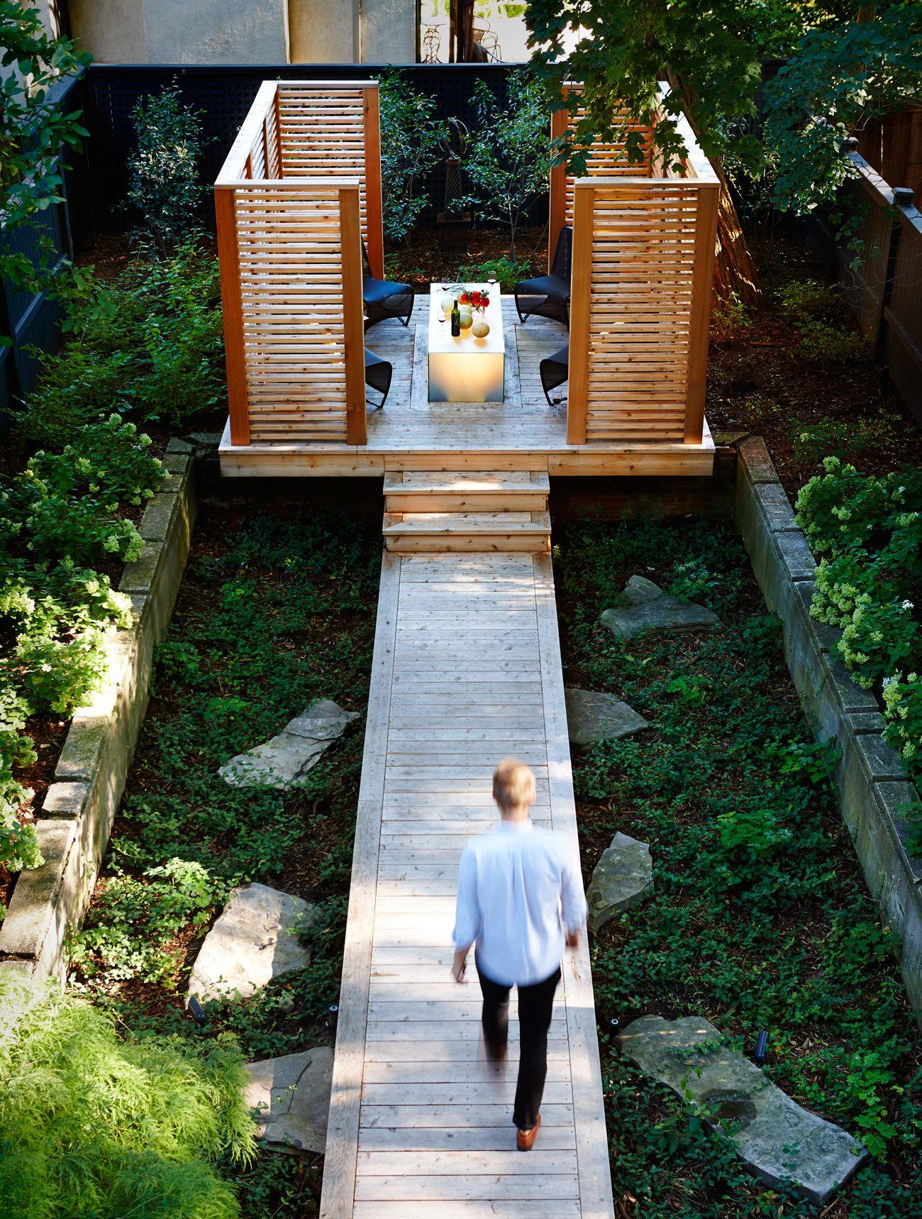 Joel Loblaw Backyard Ideas Designlines Magazine TOronto ...