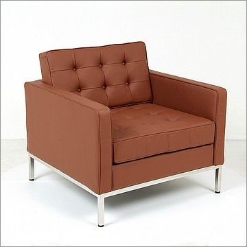 florence knoll lounge chair reproduction furniture pinterest