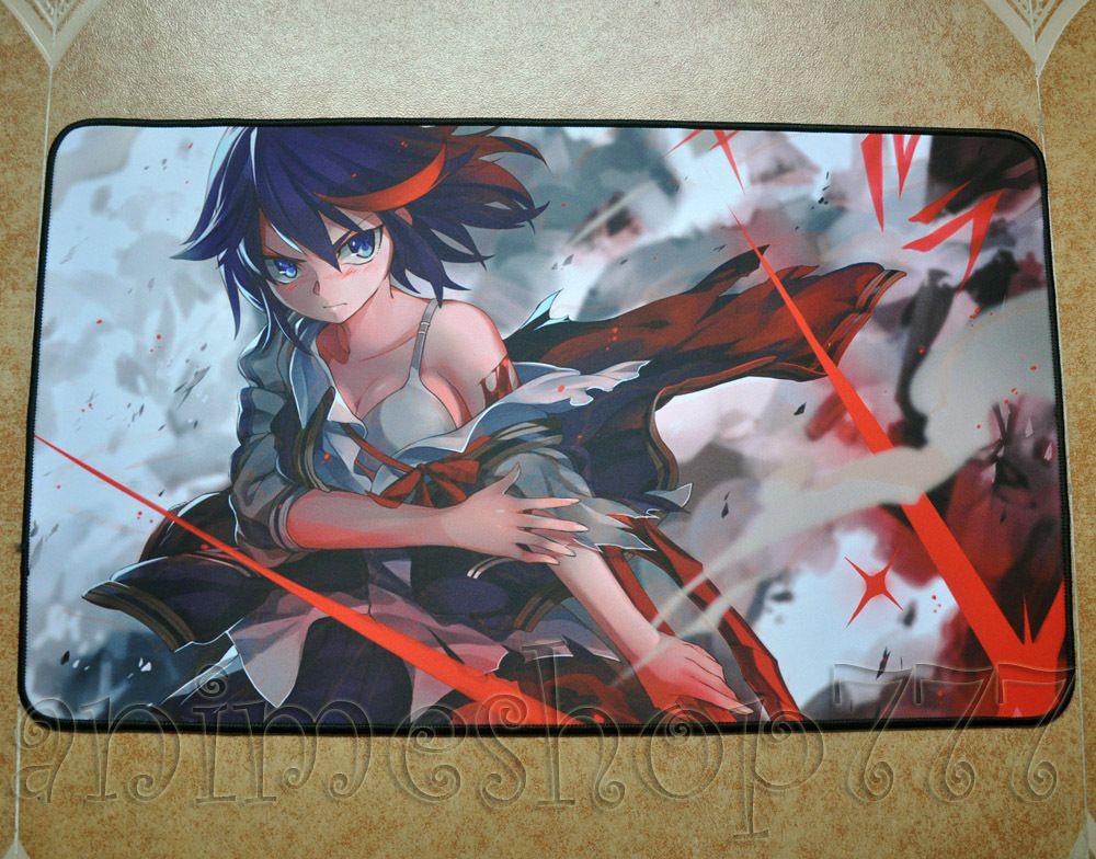 Custom Playmat Kill La Kill Yogioh Anime Cardfight Vanguard Mat Game