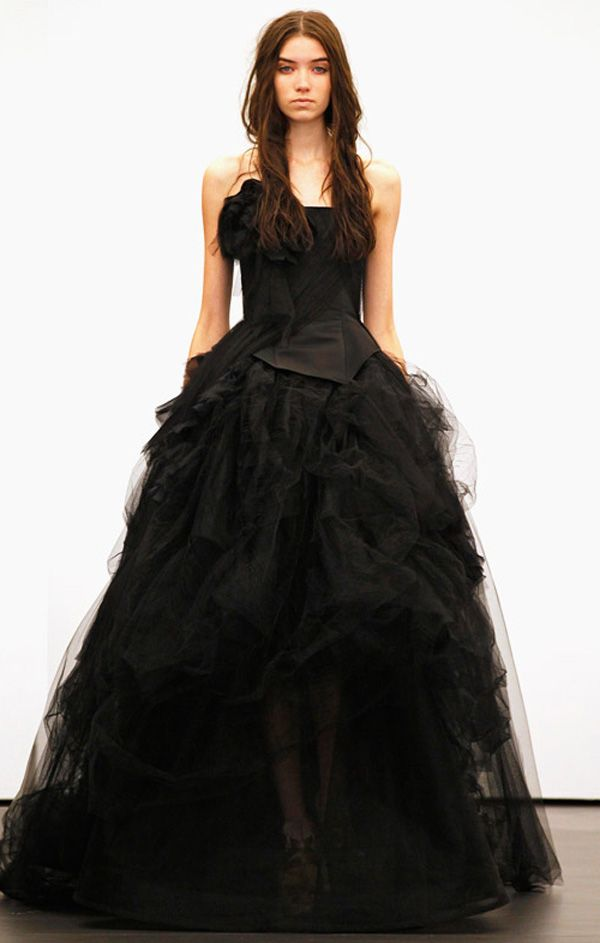 Designer Black Wedding Dresses Elegant Sophisticated 19 Best Free Home Design Idea Inspiration