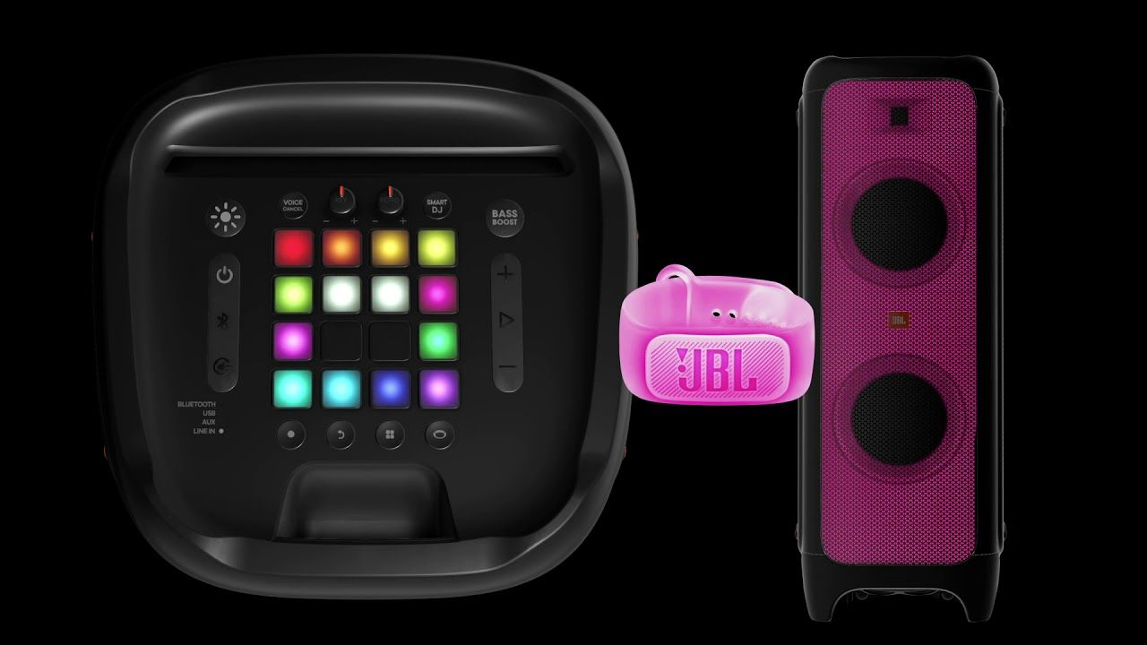 Jbl Partybox 1000 How To Change The Color Light Show Light Show Light Colors Light