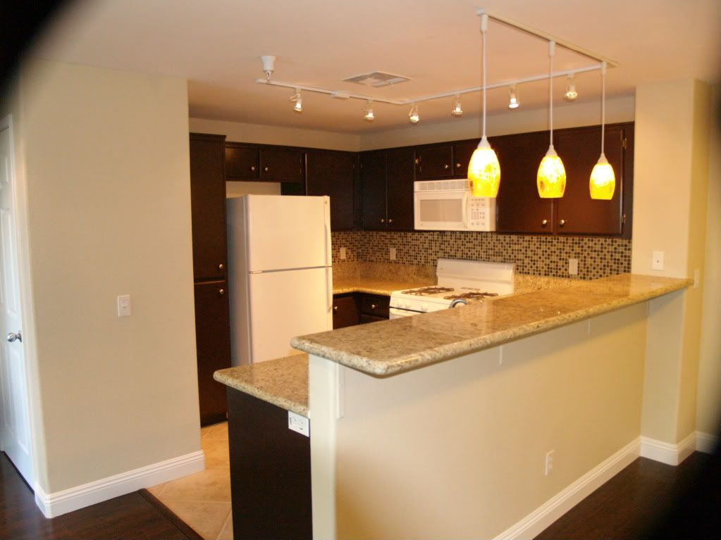 Track Lighting Kitchen Island Home Lighting Design Ideas