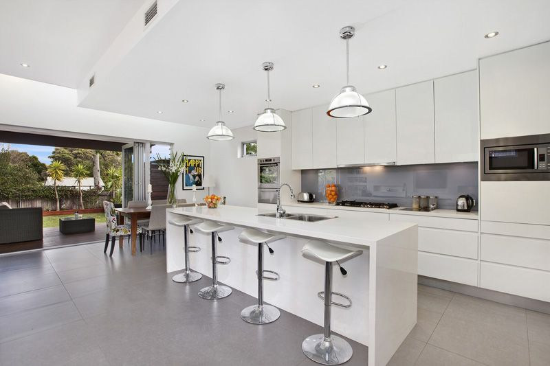 105 Gipps Street Drummoyne Auction Domain Com Au Selling House Kitchen Extension House