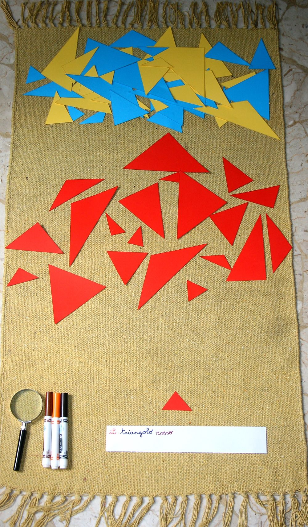 gioco del detective Montessori 17