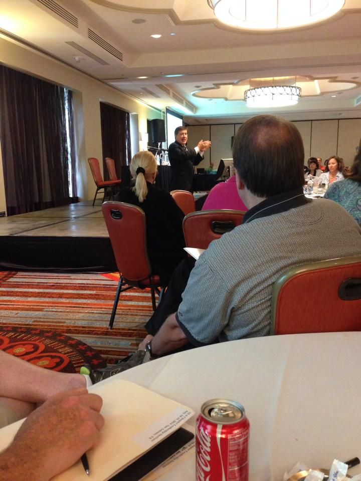 2014 CLI San Antonio Great session this afternoon by Dr. Dale Henry at CLI!  #CLI2014