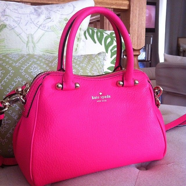 Pink Handbags Satchel Fashion Purses Women S Bags Online Designer