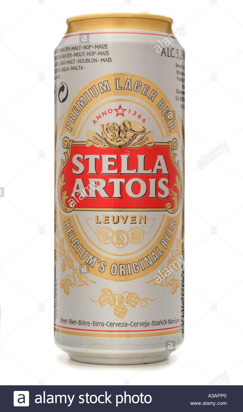 Image Result For Stella Artois Rebrand Stella Artois Lager Beer
