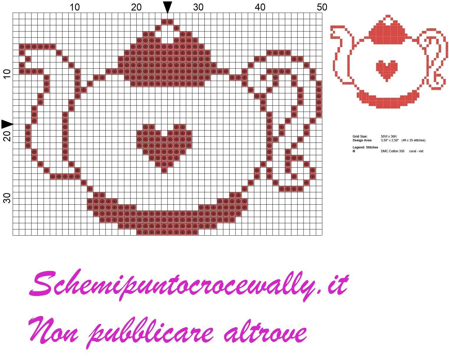 Pin Di Antonella Di Su Idee Per La Casa Pinterest Cross Stitch