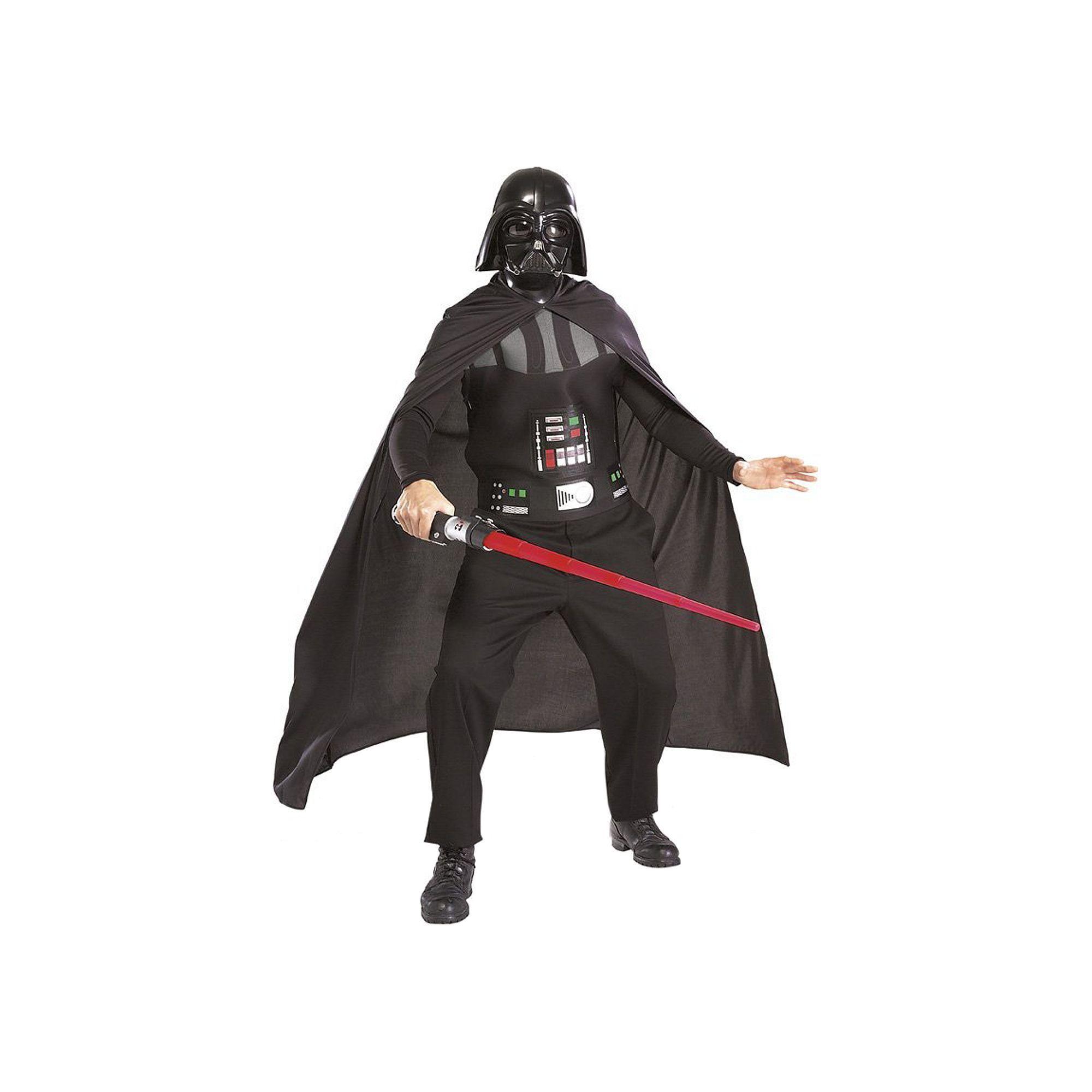 Darth Vader Costume - Adult Menu0027s ...  sc 1 st  Pinterest & Darth Vader Costume - Adult Menu0027s Black | Darth vader costume ...