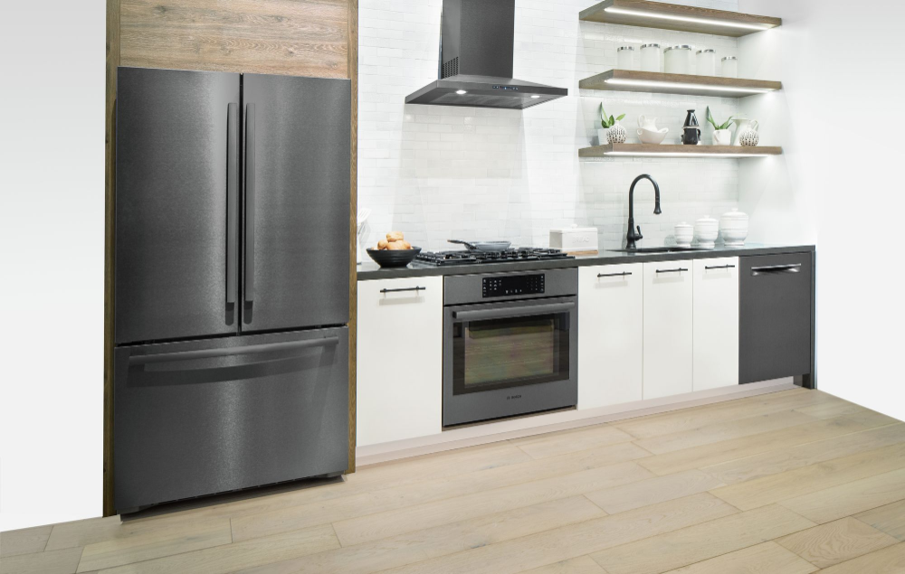 pictures of black stainless steel kitchens google search kitchen remodel black stainless on kitchen remodel appliances id=49067
