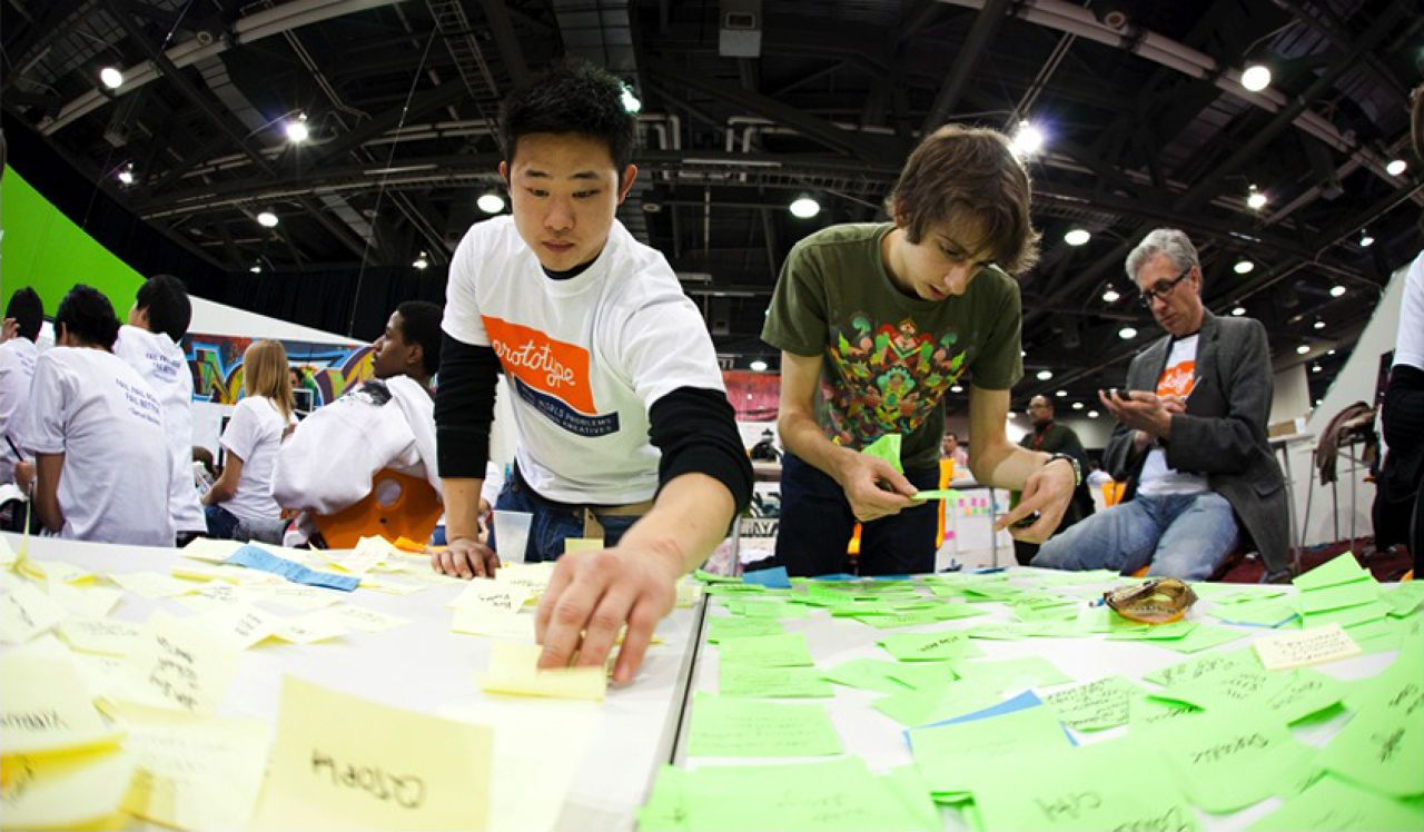 Teaching Kids Design Thinking, So They Can Solve The World's Biggest Problems