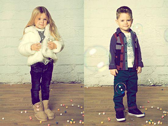 online store 7701c ca716 Guess Kids collezione autunno/inverno 2013 - Novità e ...