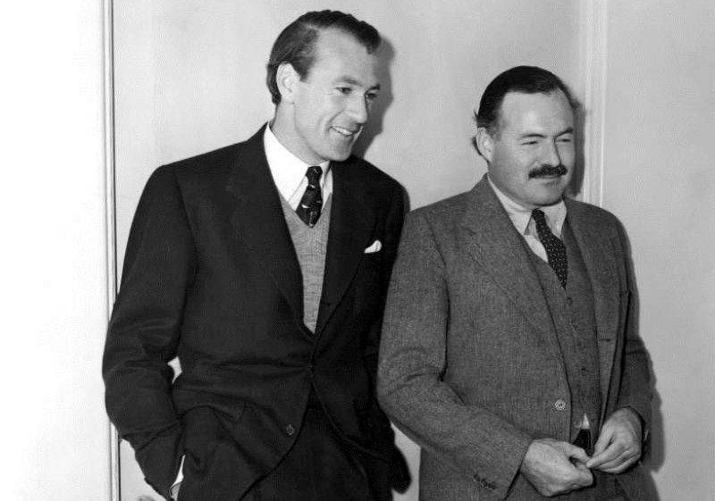 Ernest Hemingway and Old Hollywood Ava Gardner ...