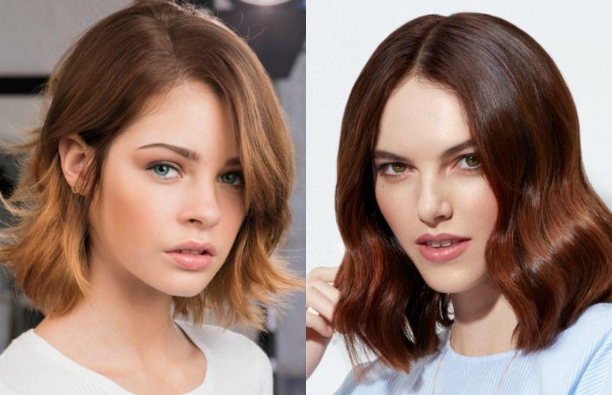 30 Modele De Tunsori Par Mediu La Moda Hairstyle Hair Cuts Hair