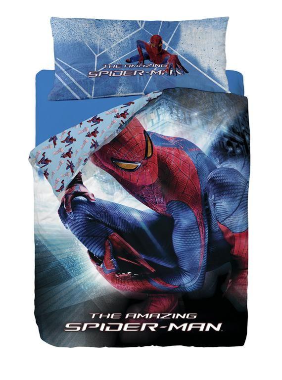 Funda Nordica Spiderman | Fundas Nordicas Disney | Pinterest