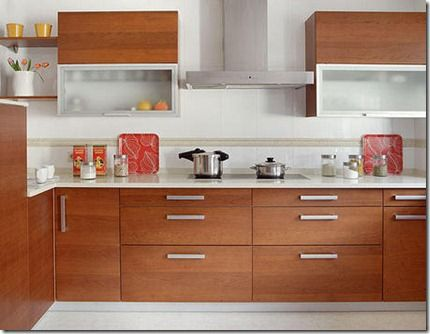 diseño cocinas en madera tanto modernas como más clásicas   Ideas ...