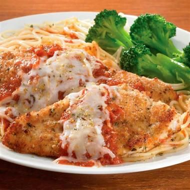 Easy Chicken Parm Wish I Knew How To Make It Like Olive Garden