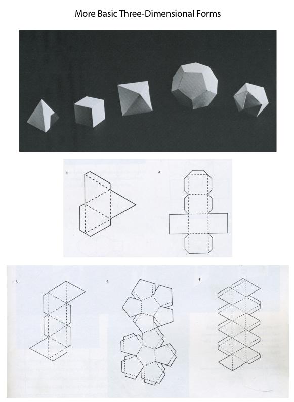 3D Forms & Templates - Mrs. Briggs' Website | boxes | Pinterest ...