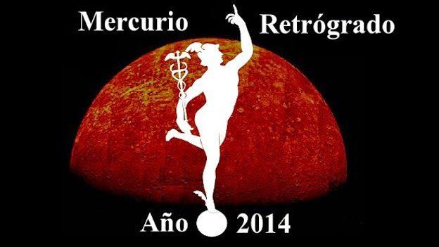 Un espacio para el Alma......: Mercurio Retrógrado desde el 4 al 26 de Octubre