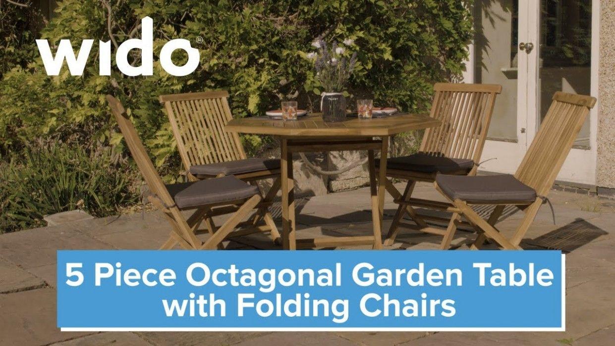 Garden Chair Video in 8  Garden chairs, Garden patio furniture