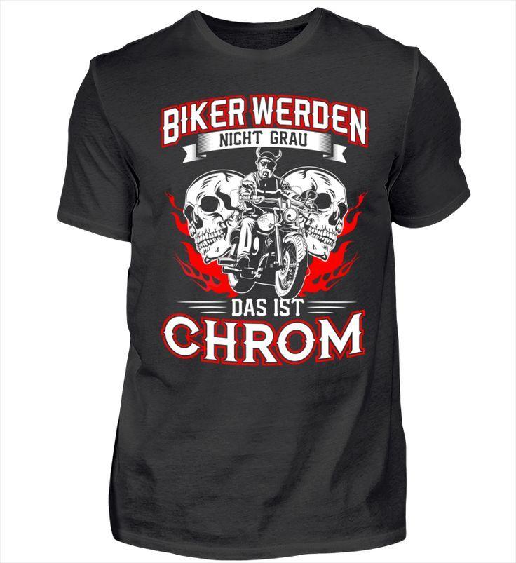 Motorrad Chopper Biker Bikerin Chrom – #biker #bikerin #chopper #chrom #motorrad…