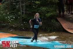 2016-06-11 - 2016 5k Foam Fest Nanaimo - bib #1700