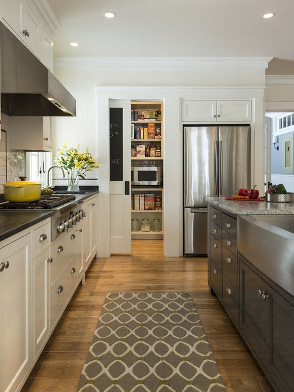 10 tips for planning a galley kitchen galley kitchen design galley kitchen remodel kitchen on kitchen remodel galley style id=36638
