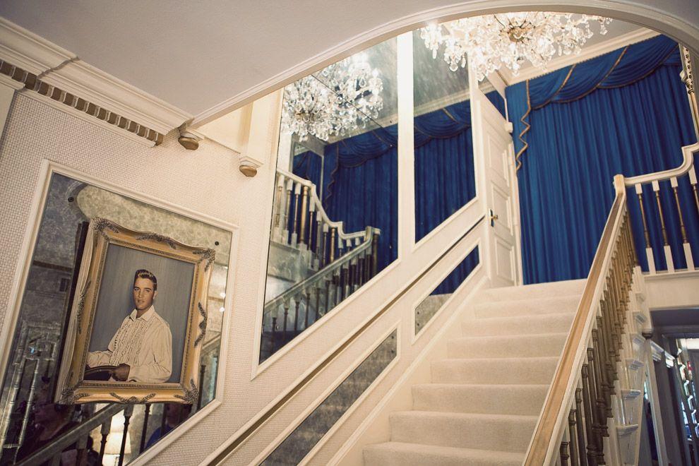 The entrance of Gracel...