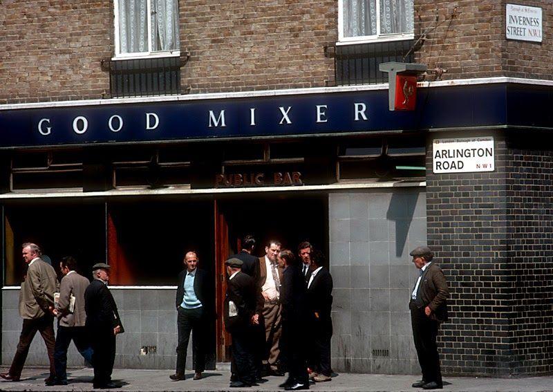 1970 The Good Mixer, London