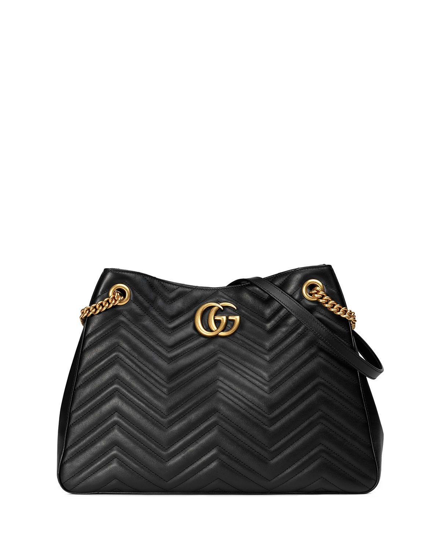 9b322af6d701 Gucci GG Marmont Matelassé Shoulder Bag Sac, Sacs À Bandoulière En Cuir, Sac  À